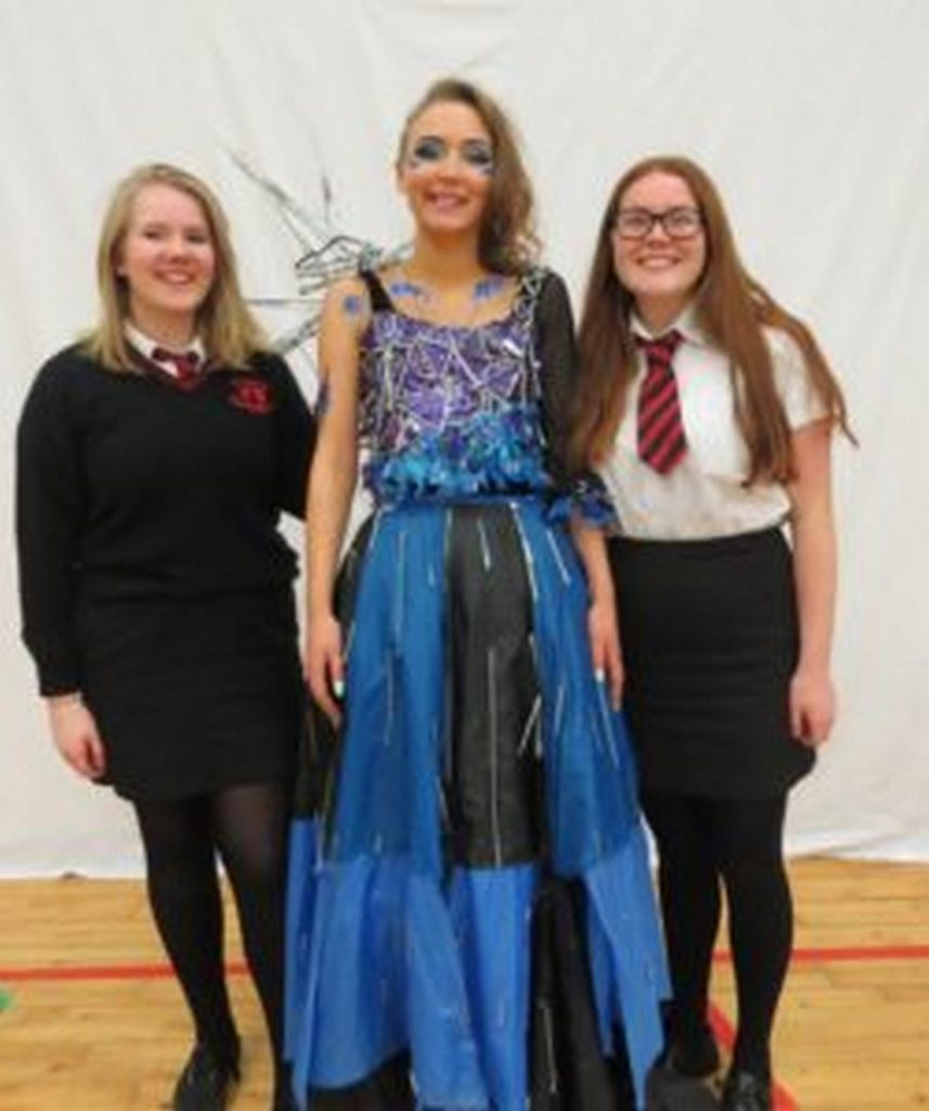 Sweet Precipitation by Louise Armstrong, Hannah Forde & Emma Brown.