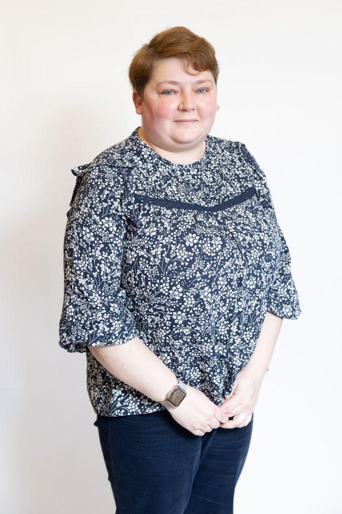Sarah Reid  Receptionist