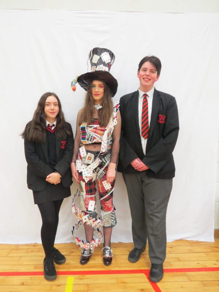 Scattered Hatter by Clodagh McClean, Emily Dickson & Conor McGuirk